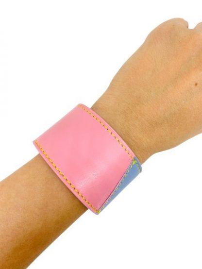 Goddess Leather Bracelet