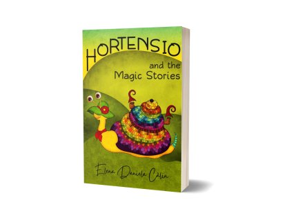 Hortensio and the Magic Stories Book