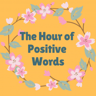 The Hour of Positive Words